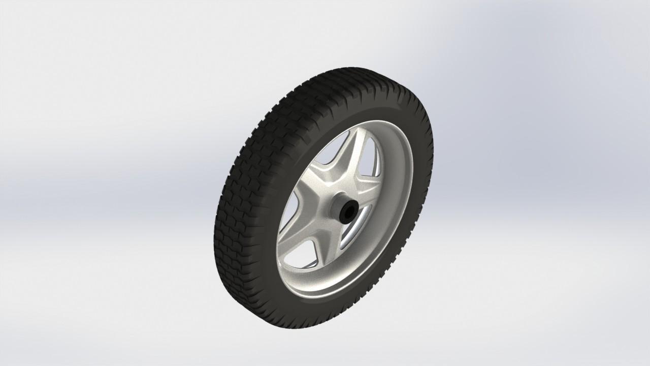 3D models - SolidWorks 2012 format