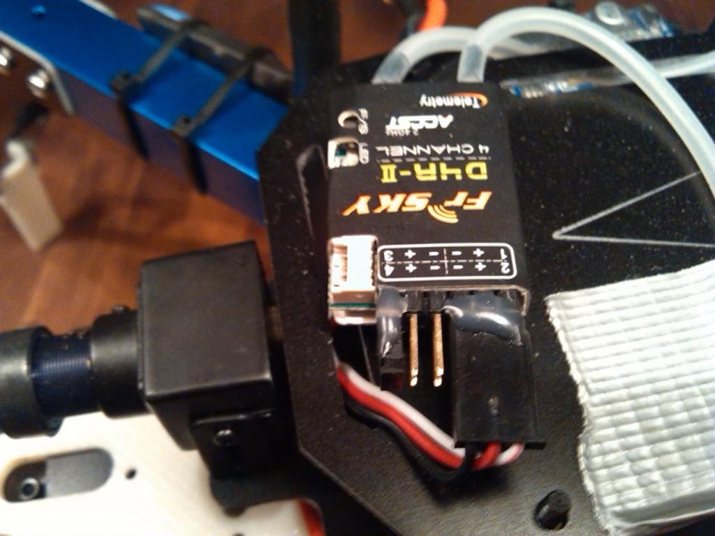 Receiver-FrSky-D4R-II